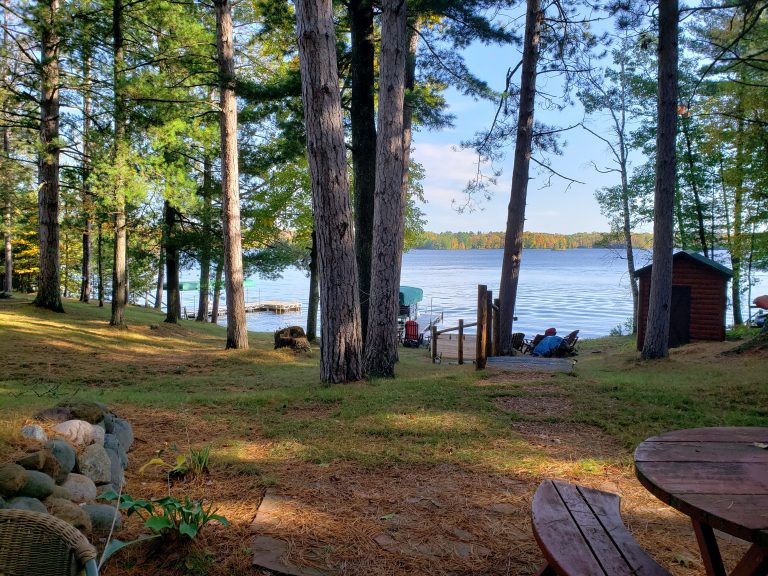 Private Vacation Home in hayward WI